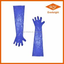Plastic Gloves for Veterinary