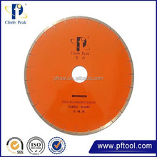 Professional design patented top quality J-slot marble diamond disc
