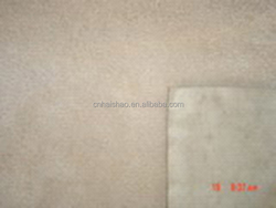 wholesale in china 100%poly microfiber suede fabric