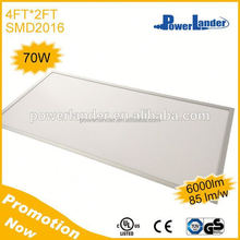 2015 popular dimmable white led suspended ceiling light panel in china