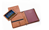 Boshiho Own Design Muti-Function A4 Leather Portfolio Folders
