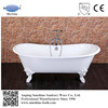 vintage large sizes bathtubs for 2 person with feet price