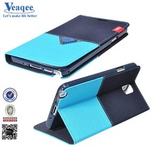 Veaqee custom mobile phone filp case for Samsung