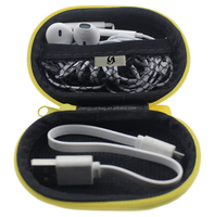 2015 Business Gift For Mobile Earphone Case/box/storage case
