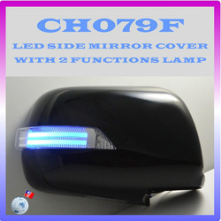 FOR TOYOTA NOAH VOXY 2001 UN OF CH079F SIDE REAR VIEW MIRROR COVER