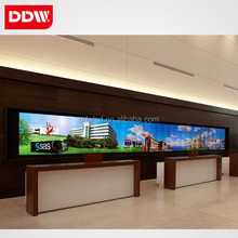 60 Inch Ultra Narrow Bezel 6.3mm LCD Video Wall Screen 700CD/M 4000:1 High Contrast LCD Display Wall for Indoor Display