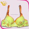 new design lovely girl small breast bra model