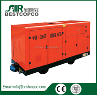55kw Coal Mining Portable energy saving Screw Air Compressors