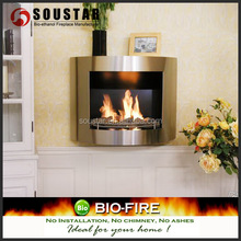 2015 new Wall mounted indoor electric fireplace