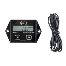 Motorcycle RPM Meter Hour Meter Tachometer