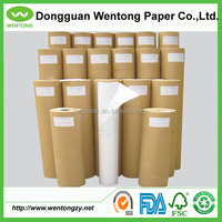China Garment auto cutting table paper
