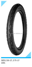 street motorcycle tire 2.75-17 high quality,good price,factory supply