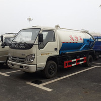 FOTON FORLAND Suction Sewage Truck