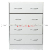 High Capacity Particle Board Chest of Drawers