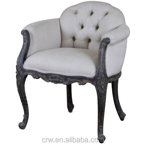 Intagliato rch 4018 parte bassa della schiena sedia imbottita in ...