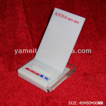 Iphone Used New Design Acrylic Cell Phone Display Holder