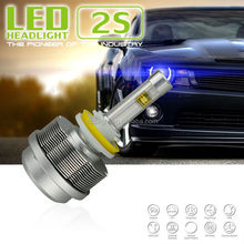 led hi low beam headlight h4 2s car led h11 motorcycle parts for harley davidson 30w led headlight