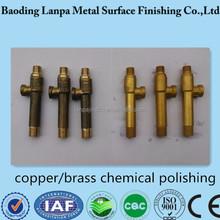 Low cost brass cleaner / brass degreaser / brass brightening chemicals LP-G729