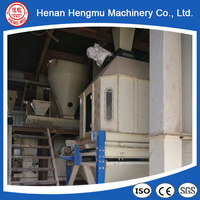 Henan factory manufacturing power production complete wood pellet plant for sale