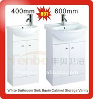 vanity units for small bathrooms