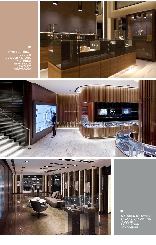 Tienda De Muebles Mostrador Joyer A Dispay Contador Vidrio  # Muebles Para Joyeria