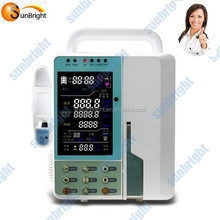 CE Approved with Drug Library & Infusion Record / medical infusion pump