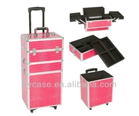 ABS trolley case/aluminum make up trolley case/travel aluminum trolley case&luggage
