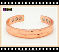 Wholesale high quality adjustable solid bracelets that help with arthritis with magnets good price