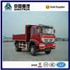 Sinotruk first class agent 10ton light dumper truck