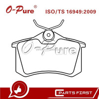 O-pure/H4H Auto Spare Parts China Factory Brake Pads 1H0 698 451 E for VW Golf