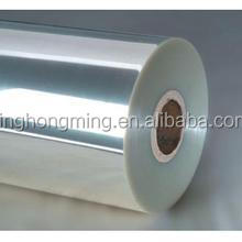 PET Laminated Material and Shrink Film Type PET laminating film