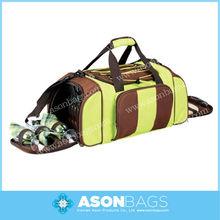 Sport Travel Picnic Bag with Picnic Set
