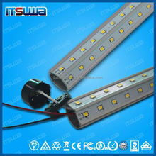 2015 Best Selling 18w 4 feet t8 led fluorescent tube lamp defectives free replacement T8 LED tube