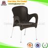 (sp-uc254) Outdoor bistro cheap stacking plastic garden chair