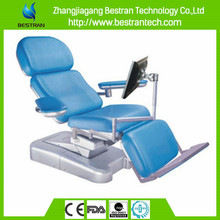 electric high quality motor recliner chair blood chair