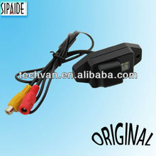 Waterproof spare part car camera connect to the car dvd