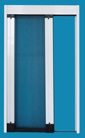 2015 china decorative aluminum screen doors