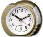 Simple Silent analog table Alarm clocks