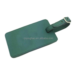 2015 Factory Directly Custom Luggage Tag Any logo and Design