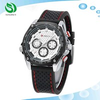 Curren Watch Silicone 8146 Men Business Hot Sale Watches