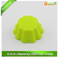 Hot China Products Wholesale silicone cake mould cookie cup