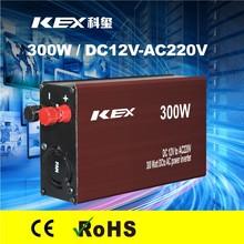Dual output power supply 12v 24v home Inverter 12V dc to 220V ac 300W Modified Sine Wave Portable DC AC Inverter