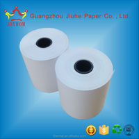 Factory price glossy thermal paper roll free samples