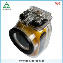 Cute Waterproof Digital Camera, Sports Full HD 1080P Action Digital Camera with SOS Function