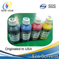 Hot Sale Eco Solvent compatible Printing Ink for Epson/Mimaki/Roland Printers
