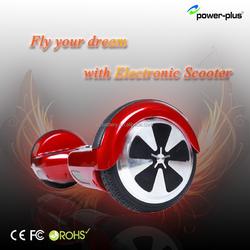 Safty 2 wheels smart electric self balancing scooter, personal vehicle, golf car 2 wheel balancing scooter