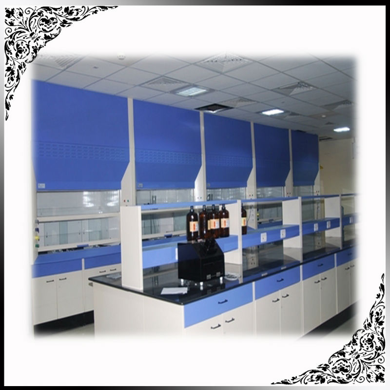 GIGA explosion proof steel chemical laboratory fume hood price