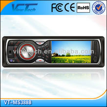3 Inch 1 din car mp4 player with sd/usb