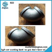 China Galvanized Malleable Iron Pipe Fittings He Brand