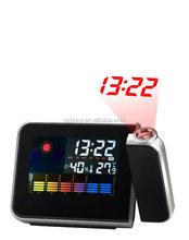 2015 hot sale digital projection clock,home decor projection alarm clock